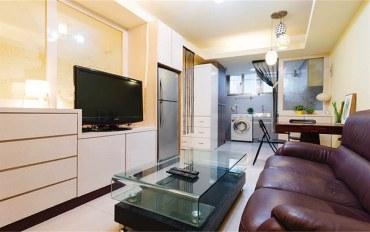台北酒店公寓住宿:Ti House MRT家庭式温馨公寓
