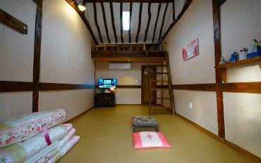 全州酒店公寓住宿:全州韩屋村阿娘宫/熟睡2-7人房