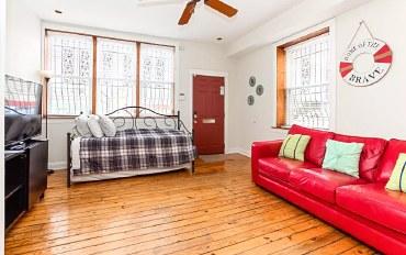 费城酒店公寓住宿:殖民地精品/屋顶露台别墅