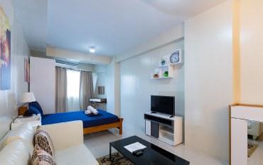 马尼拉酒店公寓住宿:马尼拉亚洲购物中心贝壳公寓-套房型