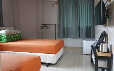 江陵酒店公寓住宿:K guesthouse-双床房