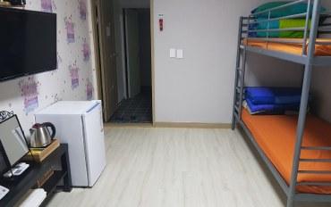 江陵酒店公寓住宿:K guesthouse-2人房