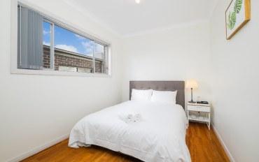 悉尼酒店公寓住宿:Auburn交通便利 双人房共用卫浴