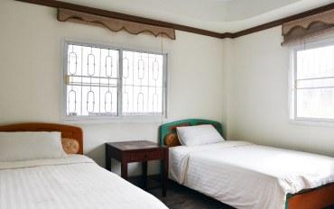 曼谷酒店公寓住宿:泰式大别墅简约双床房