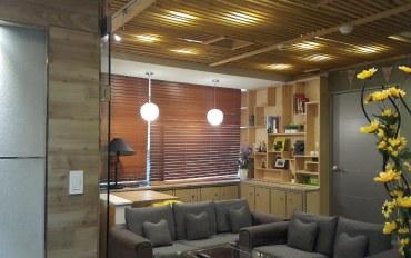 济州岛酒店公寓住宿:西归浦市内中心地带