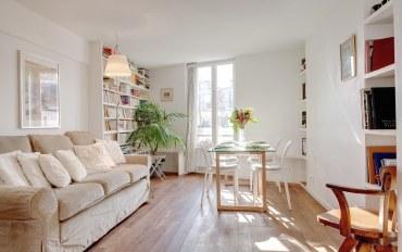 巴黎酒店公寓住宿:巴黎圣母院温馨公寓 - 巴黎一区市中心