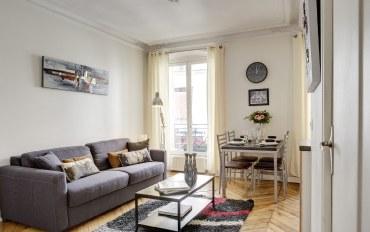 巴黎酒店公寓住宿:古曼迪公寓-巴黎二区