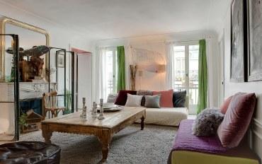 巴黎酒店公寓住宿:歌德LOFT公寓-巴黎二区