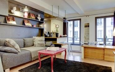 巴黎酒店公寓住宿:艺术山公寓-巴黎三区玛莱