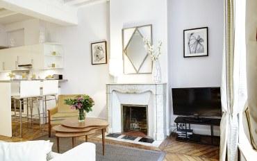 巴黎酒店公寓住宿:萧邦二号公寓-巴黎三区玛莱