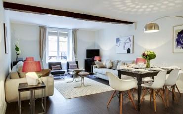 巴黎酒店公寓住宿:托普乐魅力公寓-巴黎三区玛莱
