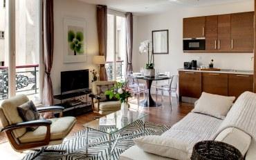 巴黎酒店公寓住宿:托比公寓-巴黎三区玛莱