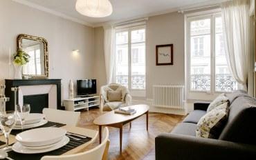 巴黎酒店公寓住宿:朗布托公寓-巴黎四区玛莱