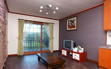 平昌郡酒店公寓住宿:turismo 家庭6人房