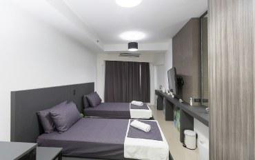 马尼拉酒店公寓住宿:马尼拉湾贝壳公寓-豪华房(双人床)