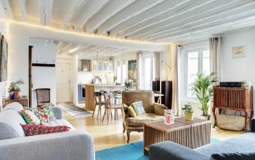 巴黎酒店公寓住宿:巴士底公寓-巴黎十一区