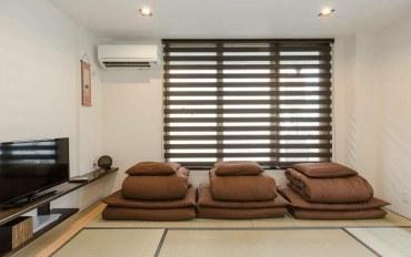京都酒店公寓住宿:暖暮民宿京都西院,1室日式榻榻米201