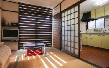 京都酒店公寓住宿:暖暮民宿,京都西院1室日式榻榻米301