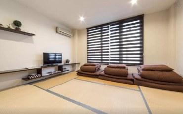 京都酒店公寓住宿:暖暮民宿京都西院1室日式榻榻米202