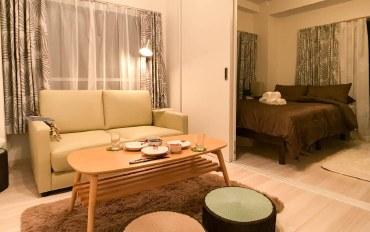 东京酒店公寓住宿:新房折扣,山手线上超值温馨4人家庭套房