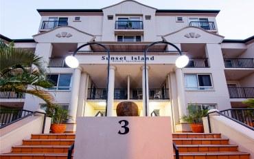 黄金海岸酒店公寓住宿:冲浪者天堂的静谧公寓