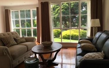 墨尔本酒店公寓住宿:马丁三号•公园别墅