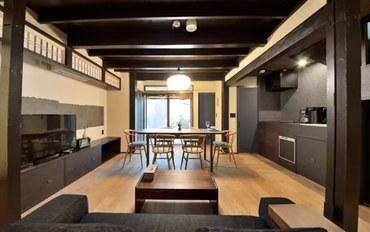 京都酒店公寓住宿:京都百年老店【竹屋別館】