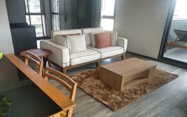 普吉岛酒店公寓住宿:订3晚送接机!芭东海滩75平两室一厅
