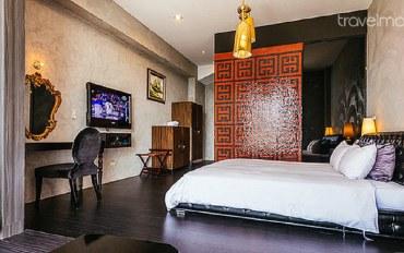 屏东(垦丁)酒店公寓住宿:VIP海景双人间