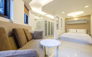 曼谷酒店公寓住宿:单间公寓@Lighthouse S22