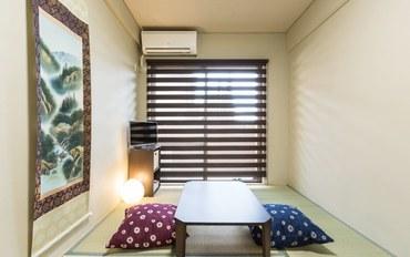 京都酒店公寓住宿:京都站附近800米日式小公寓2号
