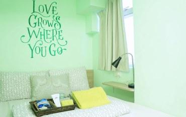 香港酒店公寓住宿:[全新]尖沙咀绿屋旅馆  双床家庭间