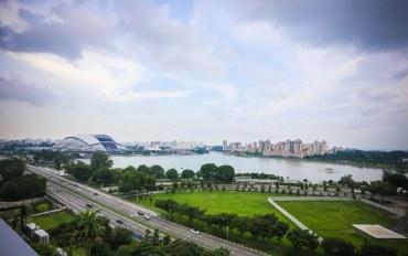 新加坡酒店公寓住宿:浪漫海景房#03