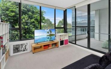 悉尼酒店公寓住宿:Mirvac Pinnacle 一室公寓