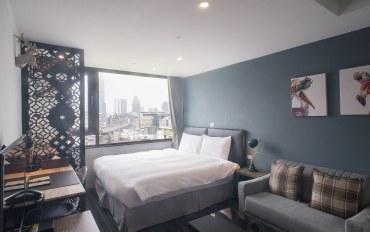 台北酒店公寓住宿:松山南京文青小公馆 经典双人套房