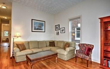 波士顿酒店公寓住宿:家具齐全的两室公寓