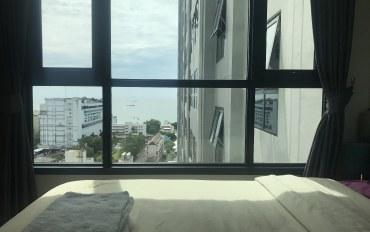 芭提雅酒店公寓住宿:bass 高级海景房 B