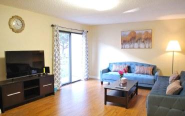 洛杉矶酒店公寓住宿:阿罕布拉Alhambra3房2.5浴康斗