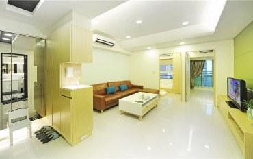 高雄酒店公寓住宿:近巨蛋捷运站/瑞丰夜市汉神巨蛋