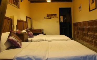 金门酒店公寓住宿:北纬24民宿两床双人房