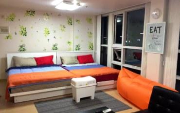 首尔酒店公寓住宿:2nd东大门市场1分钟温馨公寓