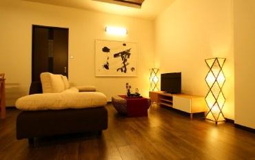 京都酒店公寓住宿:暖暮民宿 京都现代日式民宿 三室大套房