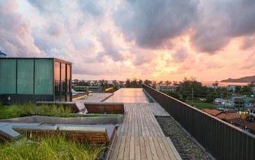 普吉岛酒店公寓住宿:芭东海滩开间一居室