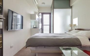 桃园酒店公寓住宿:小B-MeiHouse 机场渡假屋