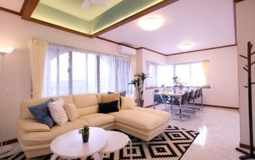 冲绳酒店公寓住宿:WAKASA那霸市中心舒适度假别墅