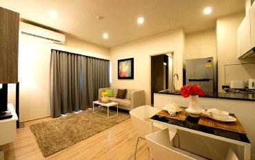 普吉岛酒店公寓住宿:普吉镇楼顶无边泳池精品两居室公寓
