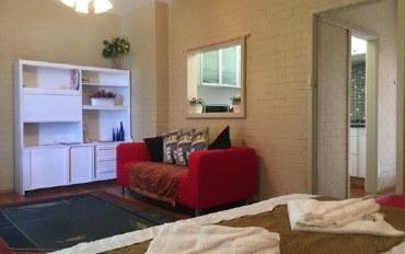 珀斯酒店公寓住宿:中央商务区公寓近国王公园