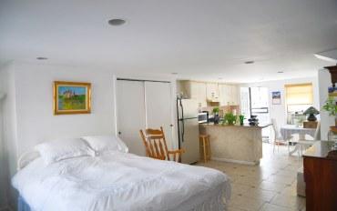 纽约酒店公寓住宿:纽约近联合广场的威廉斯堡别墅一楼