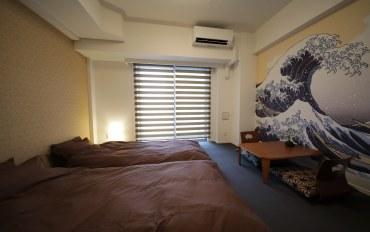 日本酒店公寓住宿:新房!晴空塔浅草温馨舒适民宿201