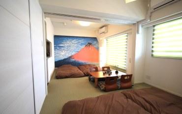 日本酒店公寓住宿:晴空塔浅草寺全新日式民宿701
